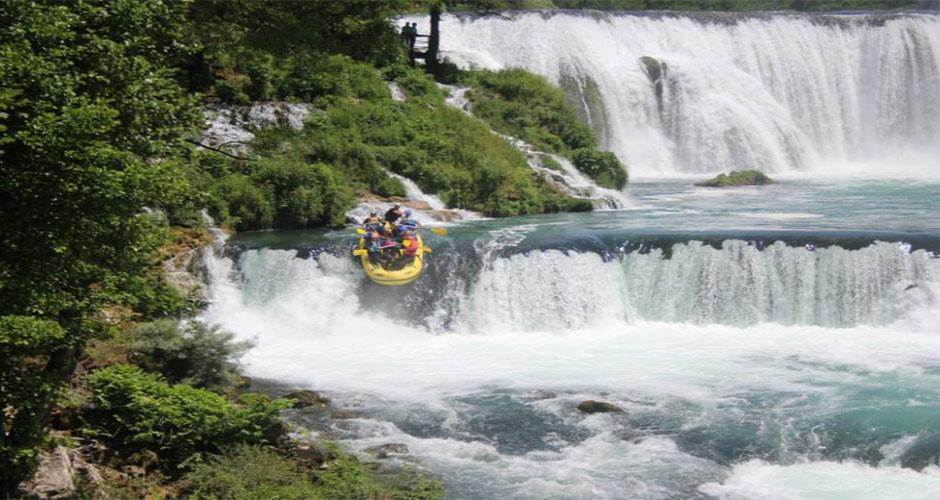 Rafting Bihac